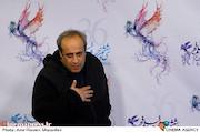 حمید نعمت الله در نشست خبری فیلم سینمایی «شعله ور»