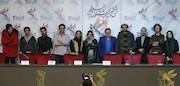 نشست رسانهای چهار فیلم کوتاه جشنواره فجر 36