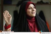 سحر دولت شاهی در فیلم عرق سرد