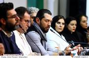 نشست خبری فیلم سینمایی «چهارراه استانبول»