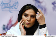 سحر دولتشاهی در نشست خبری فیلم سینمایی «چهارراه استانبول»