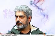 مهدی پاکدل در نشست خبری فیلم سینمایی «چهارراه استانبول»