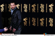 بهرام رادان در سی و ششمین جشنواره فیلم فجر