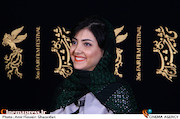 زیبا کرمعلی در سی و ششمین جشنواره فیلم فجر
