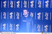 امیرحسین هاشمی در سی و ششمین جشنواره فیلم فجر