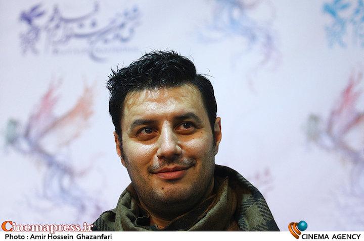 جواد عزتی در نشست خبری فیلم سینمایی«لاتاری»