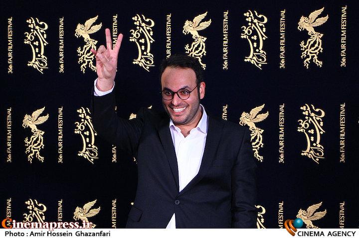محمدحسین مهدویان در سی و ششمین جشنواره فیلم فجر