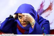 سحر دولتشاهی در نشست خبری فیلم سینمایی«امیر»