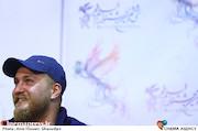 میلاد کیمرام در نشست خبری فیلم سینمایی«امیر»