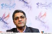 امیر پروین حسینی در نشست خبری فیلم سینمایی«خجالت نکش»