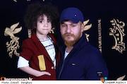 میلاد کیمرام در سی و ششمین جشنواره فیلم فجر