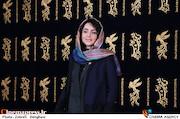 نازنین بیاتی در سی و ششمین جشنواره فیلم فجر