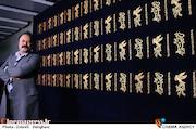 کوروش زارعی در سی و ششمین جشنواره فیلم فجر