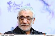 مسعود رایگان در نشست خبری فیلم سینمایی«سرو زیر آب»