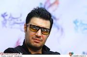 جواد عزتی در نشست خبری فیلم سینمایی«تنگه ابوقُریب»