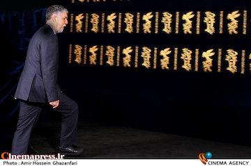 بازدید وزیر فرهنگ و ارشاد اسلامی از سی و ششمین جشنواره فیلم فجر