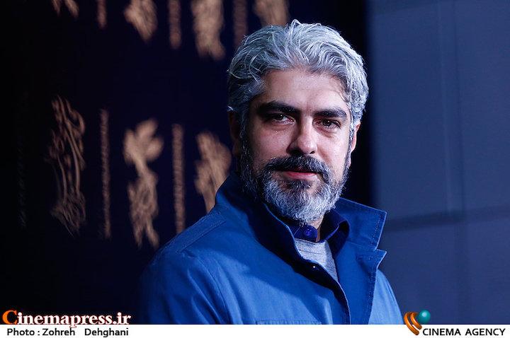 مهدی پاکدل در سی و ششمین جشنواره فیلم فجر