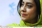 بهاره کیان افشار در نشست خبری فیلم سینمایی«ماهورا»