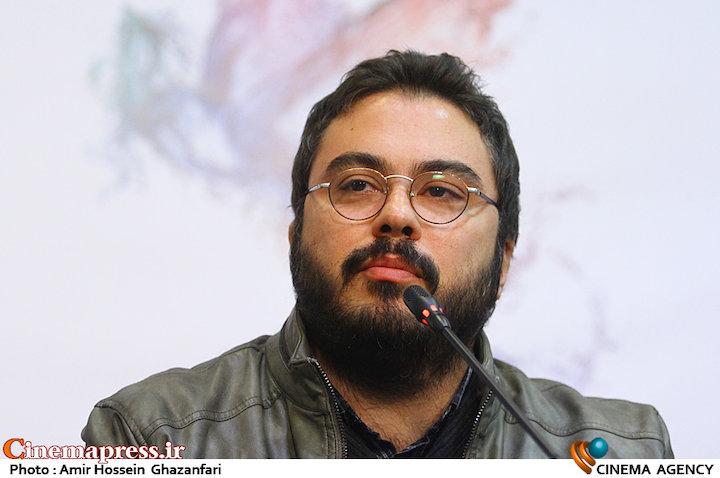 پوریا آذربایجانی در نشست خبری فیلم سینمایی«جشن دلتنگی»
