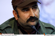 مهران احمدی در نشست خبری فیلم سینمایی«مصادره»