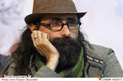 مسعود سلامی در نشست خبری فیلم سینمایی«مصادره»