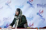 هانیه توسلی در نشست خبری فیلم سینمایی«سوء تفاهم»