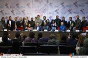 نشست خبری فیلم سینمایی«دارکوب»