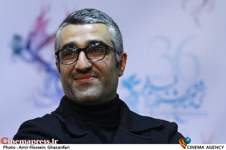 پژمان جمشیدی در نشست خبری فیلم سینمایی«سوء تفاهم»
