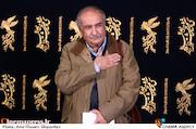 خسرو دهقان در اعلام نامزدهای بخش سودای سیمرغ سی و ششمین جشنواره فیلم فجر