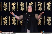 فرشته طائرپور در اعلام نامزدهای بخش سودای سیمرغ سی و ششمین جشنواره فیلم فجر
