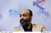 پیام احمدی نیا در نشست خبری فیلم سینمایی«کار کثیف»