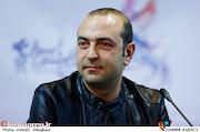 مهران نائل در نشست خبری فیلم سینمایی«کار کثیف»