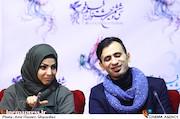 نشست خبری فیلم مستند «زنانی با گوشواره های باروتی»