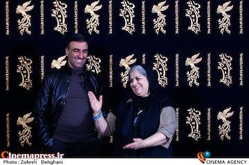 عکس/ اعلام نامزدهای بخش سودای سیمرغ سی و ششمین جشنواره فیلم فجر