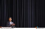 ابراهیم داروغه زاده در مراسم اختتامیه سی و ششمین جشنواره فیلم فجر