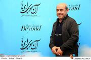 کمال تبریزی در مراسم اکران خصوصی فیلم سینمایی«آن سوی ابرها»