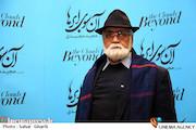 غلامرضا موسوی در مراسم اکران خصوصی فیلم سینمایی«آن سوی ابرها»