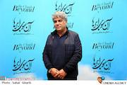 ستار اورکی در مراسم اکران خصوصی فیلم سینمایی«آن سوی ابرها»