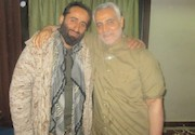 شهید «مصطفی زال نژاد»  - سردار سلیمانی