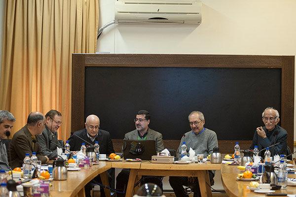 نشست شورای عالی خانه هنرمندان ایران