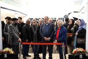 افتتاح گالری «قباد شیوا»