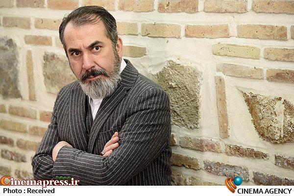 سیامک انصاری  - سریال گلشیفته