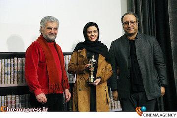 عکس/ هفتمین جشن کتاب سال سینمای ایران
