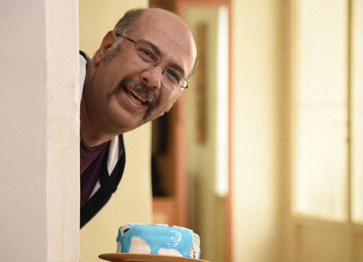 محمد بحرانی در مجموعه نمایش خانگی «گلشیفته»
