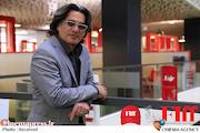 شادمهر راستین مدیر باشگاه جشنواره جهانی فیلم فجر