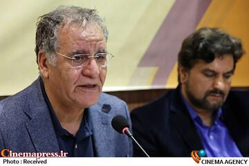 رسول صدرعاملی در نشست خبری هفتمین دوره جشنواره ملی فیلم کوتاه حسنات