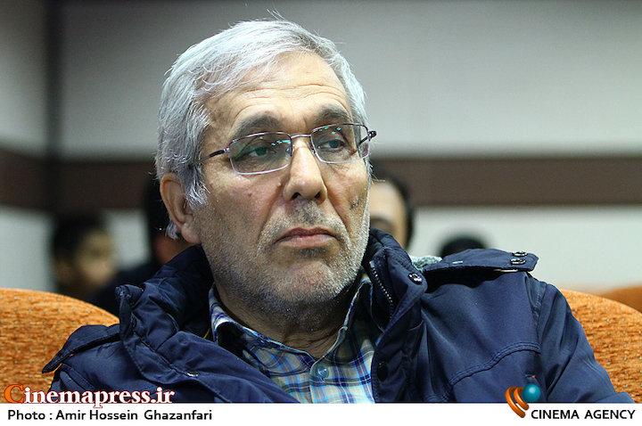 شفیع آقامحمدیان در مراسم دومین سالگرد درگذشت مرحوم فرجالله سلحشور