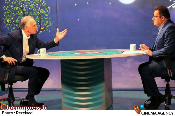 احمد نجفی  - شب های شفاهی
