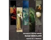 نمایشگاه حسن روحالامین در فرانسه و بلژیک