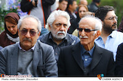 کامران ملکی در مراسم هفته درختکاری با حضور اصحاب فرهنگ، هنر و رسانه
